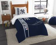 New York Yankees Twin Comforter & Sham Set