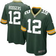 Nike NFL Green Bay Packers Aaron Rodgers Youth Replica Football Jersey