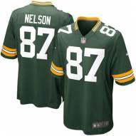 Nike NFL Green Bay Packers Jordy Nelson Youth Replica Football Jersey