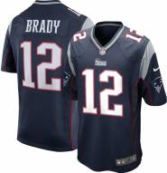 Nike NFL New England Patriots Tom Brady Youth Replica Football Jersey