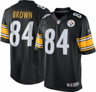 Nike NFL Pittsburgh Steelers Antonio Brown Youth Replica Football Jersey