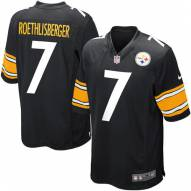 Nike NFL Pittsburg Steelers Ben Rothlisberger Youth Replica Football Jersey