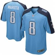 Nike NFL Tennessee Titans Marcus Mariota Youth Replica Football Jersey