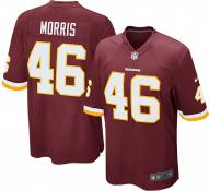 Nike NFL Washington Redskins Alfred Morris Youth Replica Football Jersey