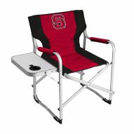 North Carolina State Wolfpack Alumni Deck Chair