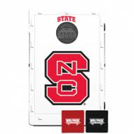North Carolina State Wolfpack Baggo Cornhole Game