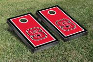 North Carolina State Wolfpack Border Cornhole Game Set