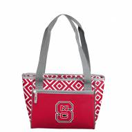 North Carolina State Wolfpack Double Diamond Cooler Tote
