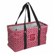 North Carolina State Wolfpack Double Diamond Picnic Caddy