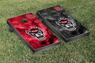 North Carolina State Wolfpack Galaxy Cornhole Game Set