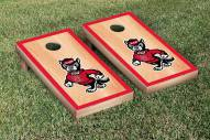 North Carolina State Wolfpack Hardcourt Cornhole Game Set