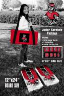 North Carolina State Wolfpack Junior Cornhole Game Set