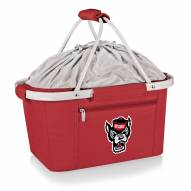 North Carolina State Wolfpack Metro Picnic Basket
