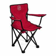 North Carolina State Wolfpack NCAA Toddler Folding Chair