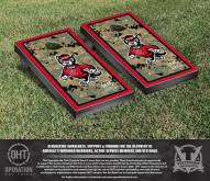 North Carolina State Wolfpack Operation Hat Trick Cornhole Game Set