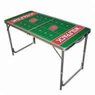 North Carolina State Wolfpack Outdoor Folding Table