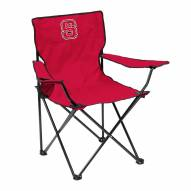 North Carolina State Wolfpack Quad Folding Chair