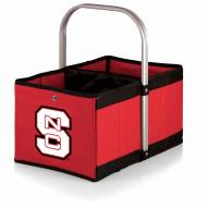North Carolina State Wolfpack Red Urban Picnic Basket