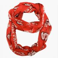 North Carolina State Wolfpack Sheer Infinity Scarf