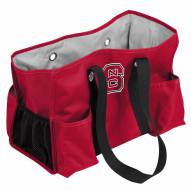 North Carolina State Wolfpack Tailgate Supply Tote