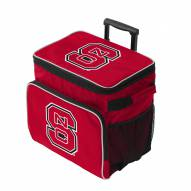 North Carolina State Wolfpack Tracker Rolling Cooler