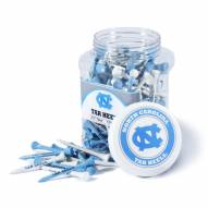 North Carolina Tar Heels 175 Golf Tee Jar
