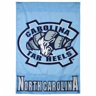 "North Carolina Tar Heels 28"" x 40"" Banner Flag"