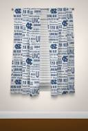 North Carolina Tar Heels Anthem Curtains
