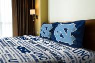 North Carolina Tar Heels Anthem Full Bed Sheets