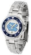 North Carolina Tar Heels Competitor Steel Women's Watch