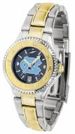 North Carolina Tar Heels Competitor Two-Tone AnoChrome Women's Watch