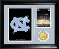 "North Carolina Tar Heels ""Fan Memories"" Desktop Photo Mint"