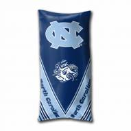 North Carolina Tar Heels Folding Body Pillow