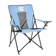 North Carolina Tar Heels Game Time Tailgate Chair