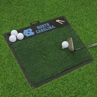 North Carolina Tar Heels Golf Hitting Mat