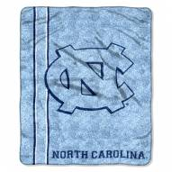 North Carolina Tar Heels Jersey Sherpa Blanket