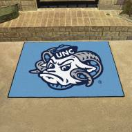 North Carolina Tar Heels Logo All-Star Mat