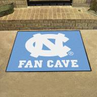 North Carolina Tar Heels Man Cave All-Star Rug