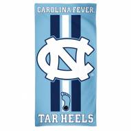 North Carolina Tar Heels McArthur Beach Towel