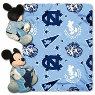 North Carolina Tar Heels Mickey Mouse Hugger