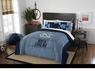 North Carolina Tar Heels Modern Take Full/Queen Comforter Set