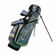 North Carolina Tar Heels Nassau Stand Golf Bag
