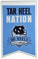 North Carolina Tar Heels Nations Banner