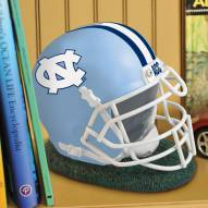 North Carolina Tar Heels NCAA Helmet Bank