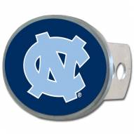 North Carolina Tar Heels Oval Hitch Cover