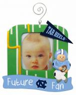 North Carolina Tar Heels Photo Frame Ornament