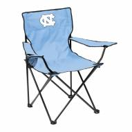 North Carolina Tar Heels Quad Folding Chair