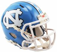 North Carolina Tar Heels Riddell Speed Mini Replica Football Helmet