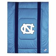 North Carolina Tar Heels Sidelines Bed Comforter