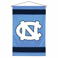 North Carolina Tar Heels Sidelines Wall Hanging